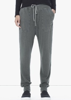 James Perse VINTAGE FLEECE SLOUCHY SWEATPANT
