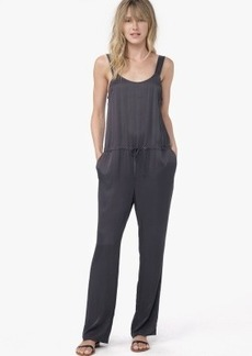 James Perse VISCOSE TWILL JUMPSUIT