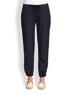 James Perse Woven Track Pants