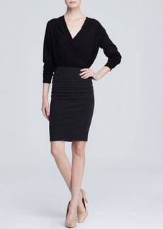 James Perse Wrap Dress - Collage