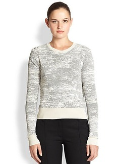 Jason Wu Abstract Knit Sweater