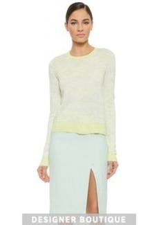 Jason Wu Abstract Stripe Pullover