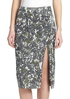 Jason Wu Beaded Pencil Skirt