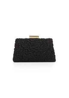 Jason Wu Christy Astrakhan Fur Pochette Bag