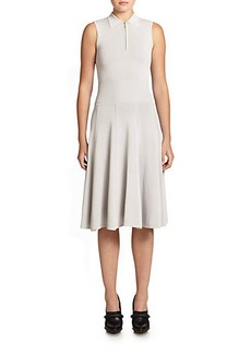 Jason Wu Collared Knit Dress