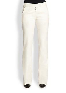 Jason Wu Cotton Twill Bootcut Pants