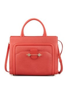 Jason Wu Daphne 2 Leather Crossbody Bag, Coral