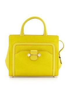 Jason Wu Daphne 2 Leather Crossbody Bag, Yellow