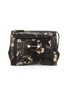 JASON WU Daphne Floral-Print Clutch Bag, Multi