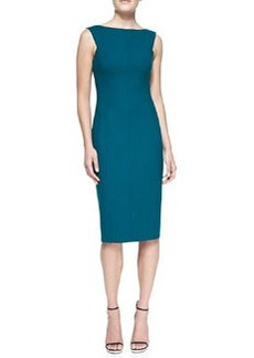 Jason Wu Double-Face Wool Sheath Dress