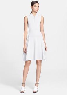 Jason Wu Flounce Skirt Polo Dress