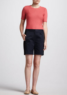 Jason Wu Gabardine Shorts