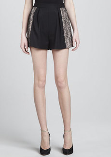 Jason Wu High-Waisted Shorts  High-Waisted Shorts