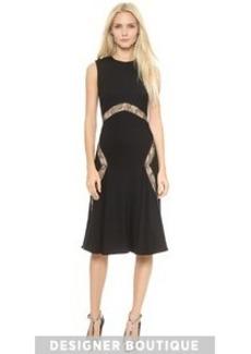Jason Wu Lace Inset Dress