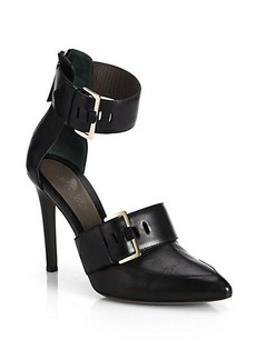 Jason Wu Leather Buckle Pumps