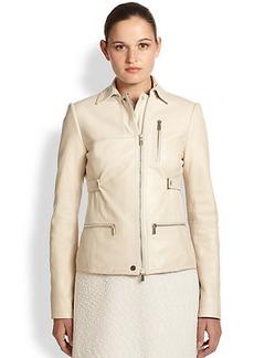 Jason Wu Leather Field Jacket