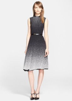 Jason Wu Print Silk Fit & Flare Dress