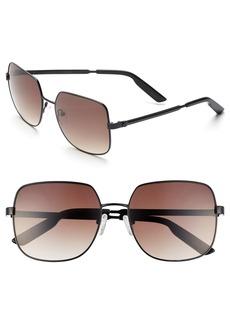 Jason Wu 'Shalom' 56mm Sunglasses