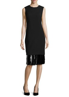Jason Wu Sleeveless Sheath Dress