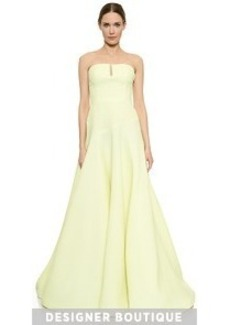 Jason Wu Strapless Ball Gown