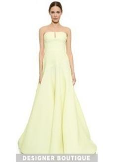 Jason Wu Strapless Ball Gown