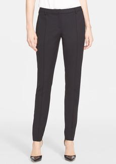 Jason Wu Stretch Gabardine Crop Pants