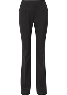 Jason Wu Stretch-wool wide leg pants