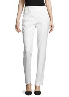 Jason Wu Twill Utility Pants, Ivory