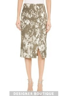Jason Wu Wrap Pencil Skirt