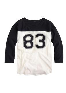 83 football tee