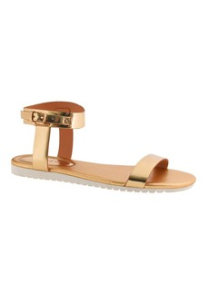 Abbot slides in gold