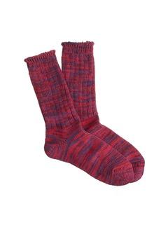 Anonymous Ism crew socks
