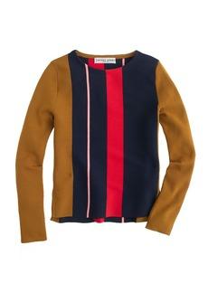 Apiece Apart™ sol stripe tech sweater