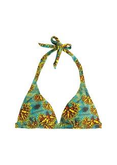 Bantu Wax® for J.Crew Jammin' halter top in reef print