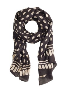 Block Shop™ printed scarf