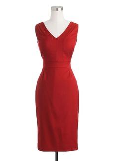 Bridget dress in Super 120s