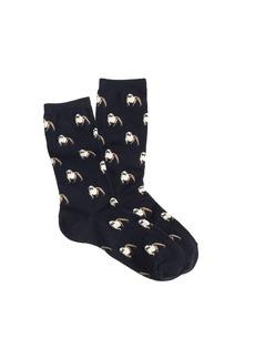 Bulldog trouser socks