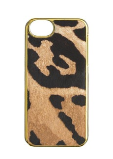 Calf hair case for iPhone® 5/5s