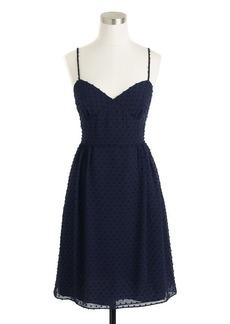 Cameron dress in swiss-dot