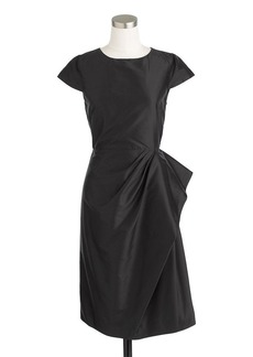 Carson dress in silk dupioni
