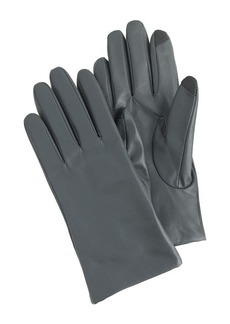 Cashmere-lined tech gloves