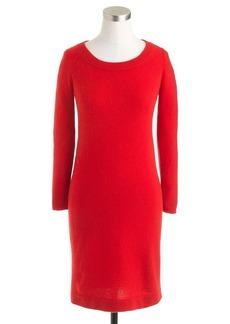 Cashmere tee dress