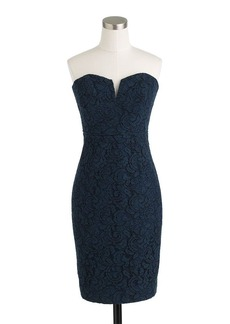 Cathleen dress in Leavers lace