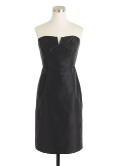 Cathleen dress in silk dupioni