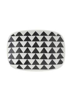 Ceramic oval catchall