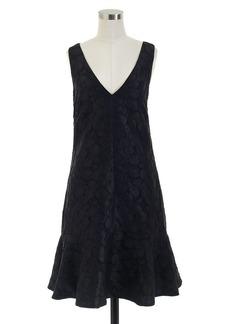 Collection black floral dress