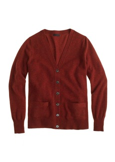 Collection cashmere boyfriend cardigan sweater