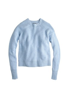 Collection cashmere double-stitch sweater