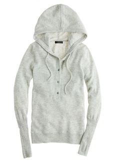 Collection cashmere getaway hoodie
