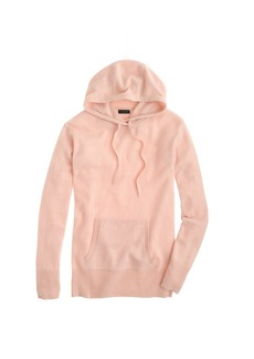 Collection cashmere popover hoodie